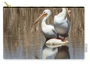 Pelican Deuce Carry-all Pouch by Diane Alexander
