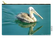 Pelican In San Francisco Bay Carry-all Pouch