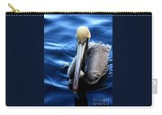 Pelican In The Bay Carry-all Pouch