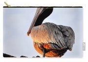 Pelican Looking Back Carry-all Pouch