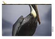 Pelican On Dock Carry-all Pouch