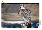 Pelican On Post Carry-all Pouch