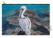 Pelican On The Rocks Carry-all Pouch