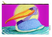 Pelican On The Water 2 Carry-all Pouch