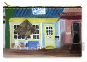 Pelican Restaurant On Lake Ave In Lake Worth Florida Carry-all Pouch