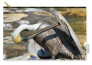 Pelican Scratch Carry-all Pouch by Adam Jewell