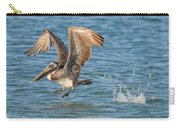 Pelican Taking Off Carry-all Pouch