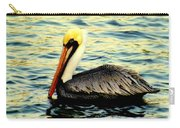 Pelican Waters Carry-all Pouch by Karen Wiles