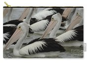 Pelicans Galore Carry-all Pouch
