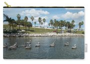 Pelicans Parade Carry-all Pouch