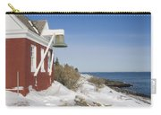 Pemaquid Point Bell House On The Maine Coast Carry-all Pouch