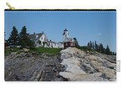 Pemaquid Point Light House Carry-all Pouch