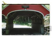 Pemigewasset River Bridge Carry-all Pouch