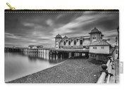 Penarth Pier 1 Mono Carry-all Pouch