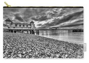Penarth Pier 2 Mono Carry-all Pouch