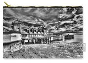 Penarth Pier 6 Monochrome Carry-all Pouch