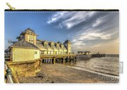 Penarth Pier Dawn 2 Carry-all Pouch