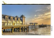 Penarth Pier Dawn Carry-all Pouch