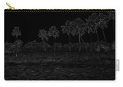 Pencil - Water Rippling In The Coastal Lagoon Carry-all Pouch