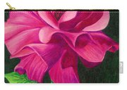 Pencil Rose Carry-all Pouch