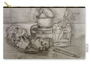 Pencil Still-life. Carry-all Pouch
