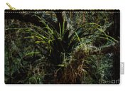 Penciled Air Plant Carry-all Pouch