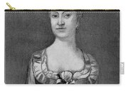 Penelope Barker (1728-1796) Carry-all Pouch