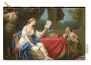 Penelope Reading A Letter From Odysseus Carry-all Pouch