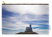 Penfield Reef Lighthouse Fairfield Connecticut Carry-all Pouch