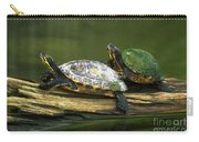 Peninsula Cooter Turtles Carry-all Pouch