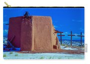 Penitente Morada Christian Church At Abiquiu New Mexico Carry-all Pouch