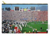 Penn State Rose Bowl Carry-all Pouch by Benjamin Yeager