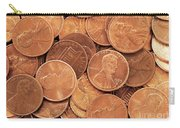 Pennies Carry-all Pouch
