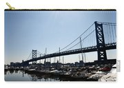Penns Landing Marina Carry-all Pouch