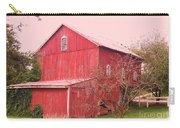Pennsylvania Barn  Cira 1700 Carry-all Pouch