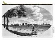 Pennsylvania Farm, 1795 Carry-all Pouch