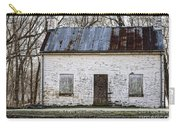 Pennyfield Lockhouse On The C And O Canal In Potomac Maryland Carry-all Pouch