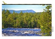 Penobscot River And Mt Katahdin Carry-all Pouch