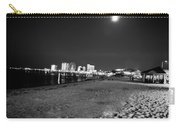 Pensacola Beach At Night Carry-all Pouch