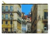 Pensao Geres - Lisbon 2 Carry-all Pouch by Mary Machare