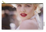 Beauty Of Marilyn Monroe Carry-all Pouch