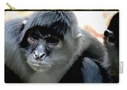 Pensive Monkey Carry-all Pouch