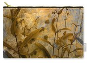 Penstemon Abstract 6 Carry-all Pouch