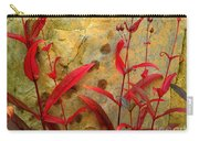 Penstemon And Boulder Carry-all Pouch