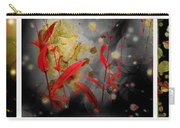 Penstemon Triptych 1 Carry-all Pouch