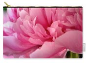 Peonies In The Pink Carry-all Pouch
