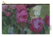 Peonies In The Shade Carry-all Pouch