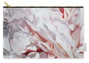 Peonies Petals 55 X 38cm Carry-all Pouch
