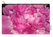 Peony At Night Carry-all Pouch