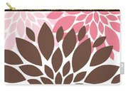 Peony Flowers 007 Carry-all Pouch